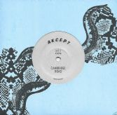 Akcept - Cambridge Road / Over & Out (ZamZam) 7""